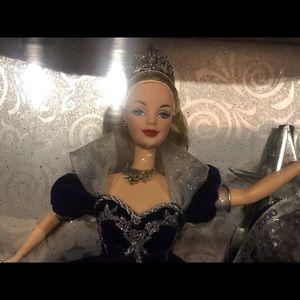 Hallmark Other - Millennium Princess Barbie 2000